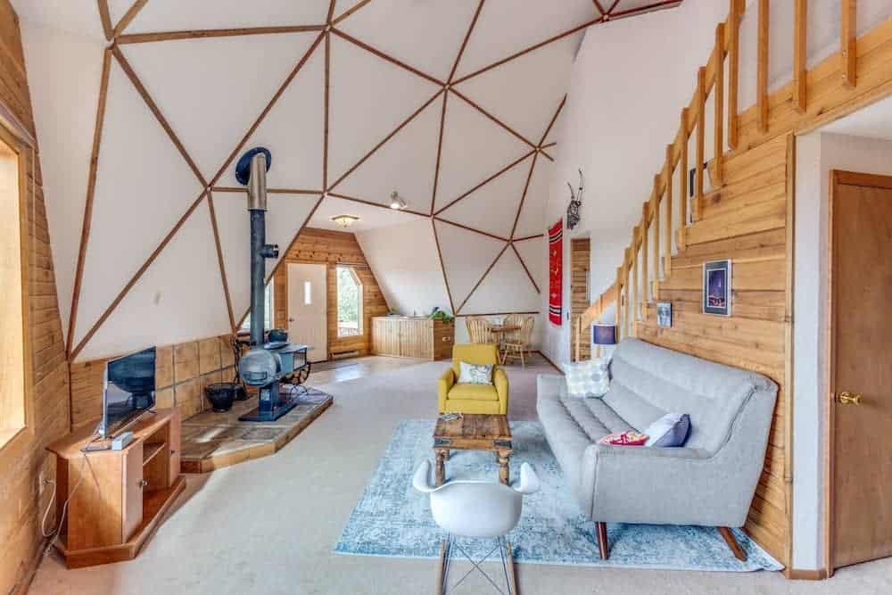 The Vista Dome