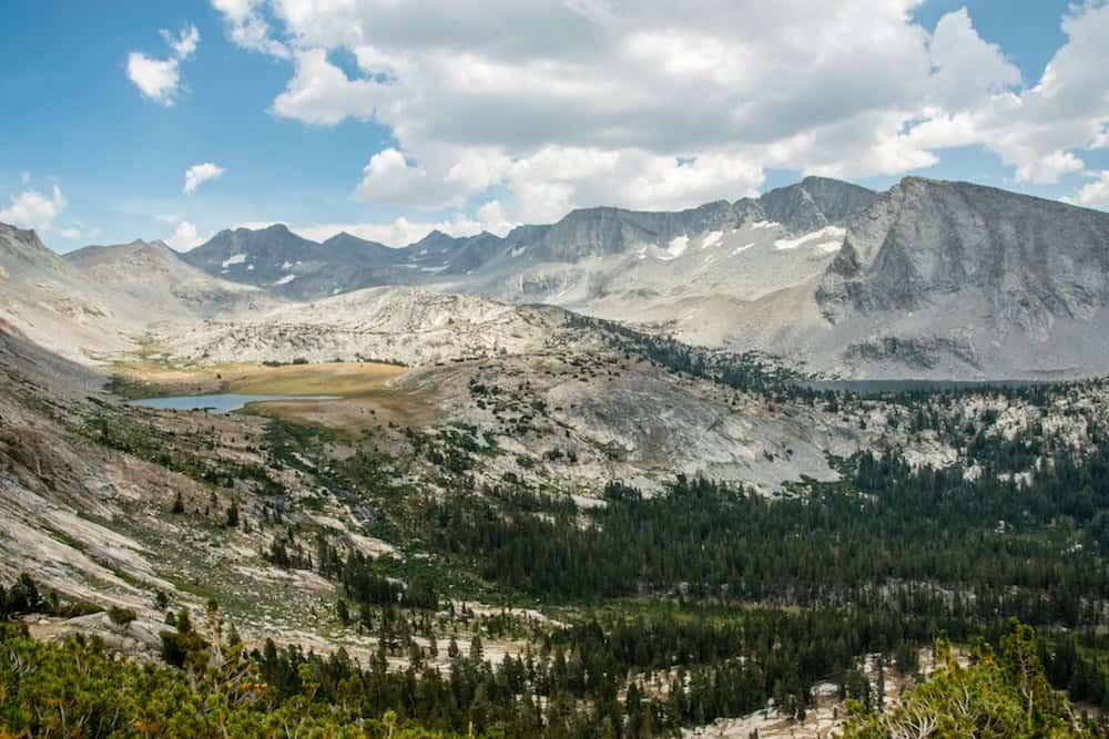 Yosemite High Sierra Loop