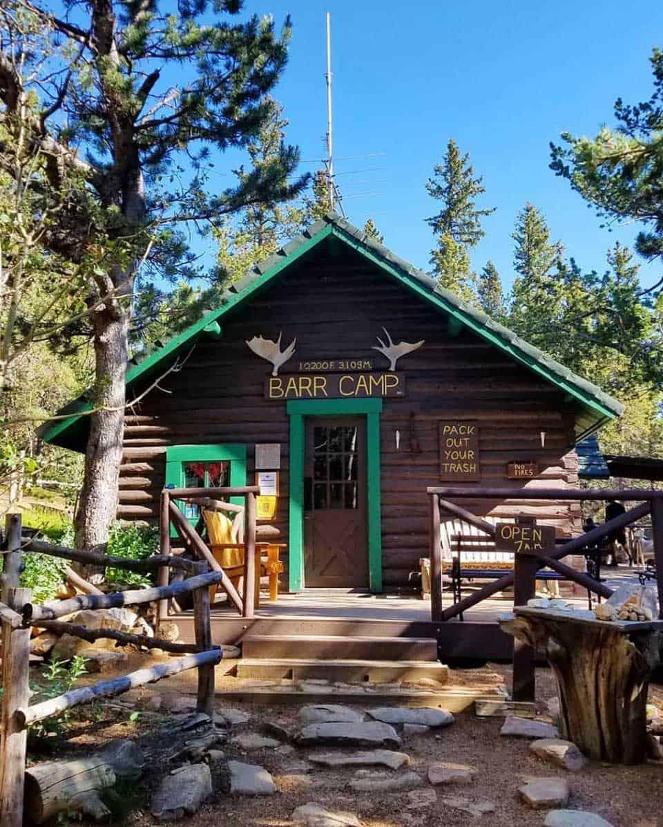 barr camp