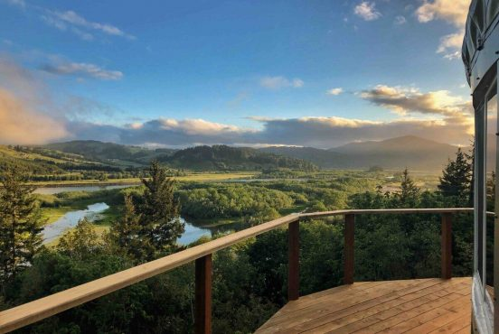 best unique airbnb rentals oregon