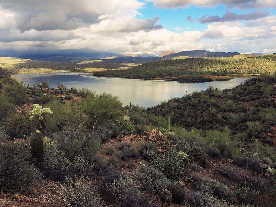 butcher jones saguaro lake arizona