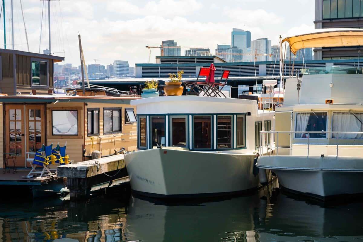 carrot seattle houseboat rental