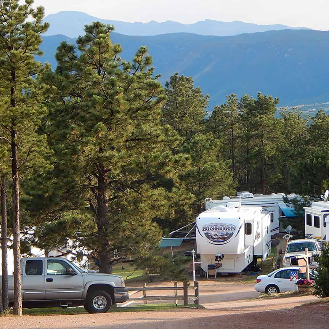 colorado heights camping resort