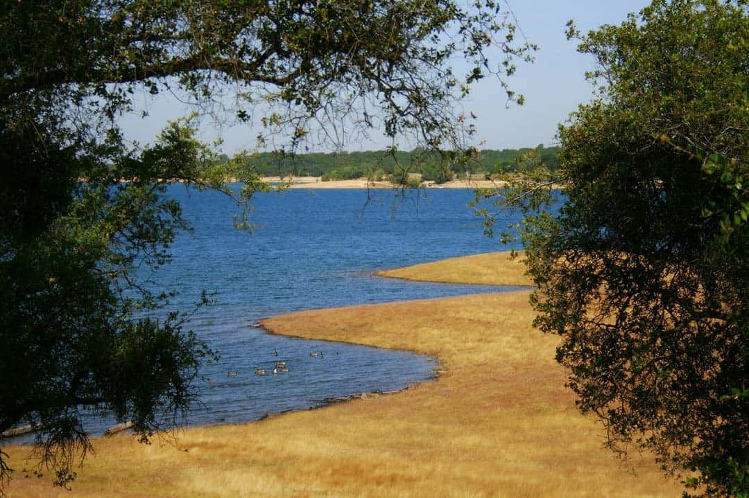 folsom lake california