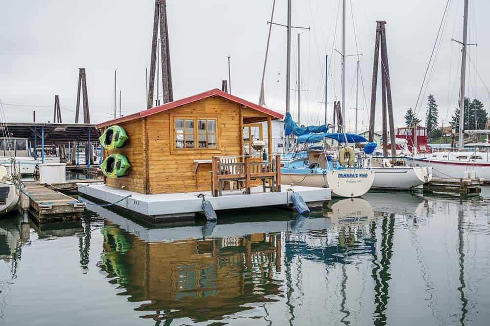 houseboat rental oregon