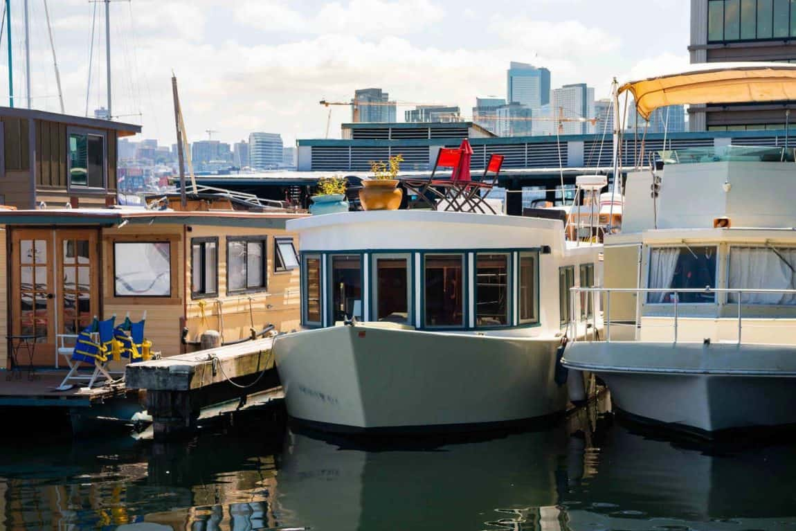 houseboat rentals seattle