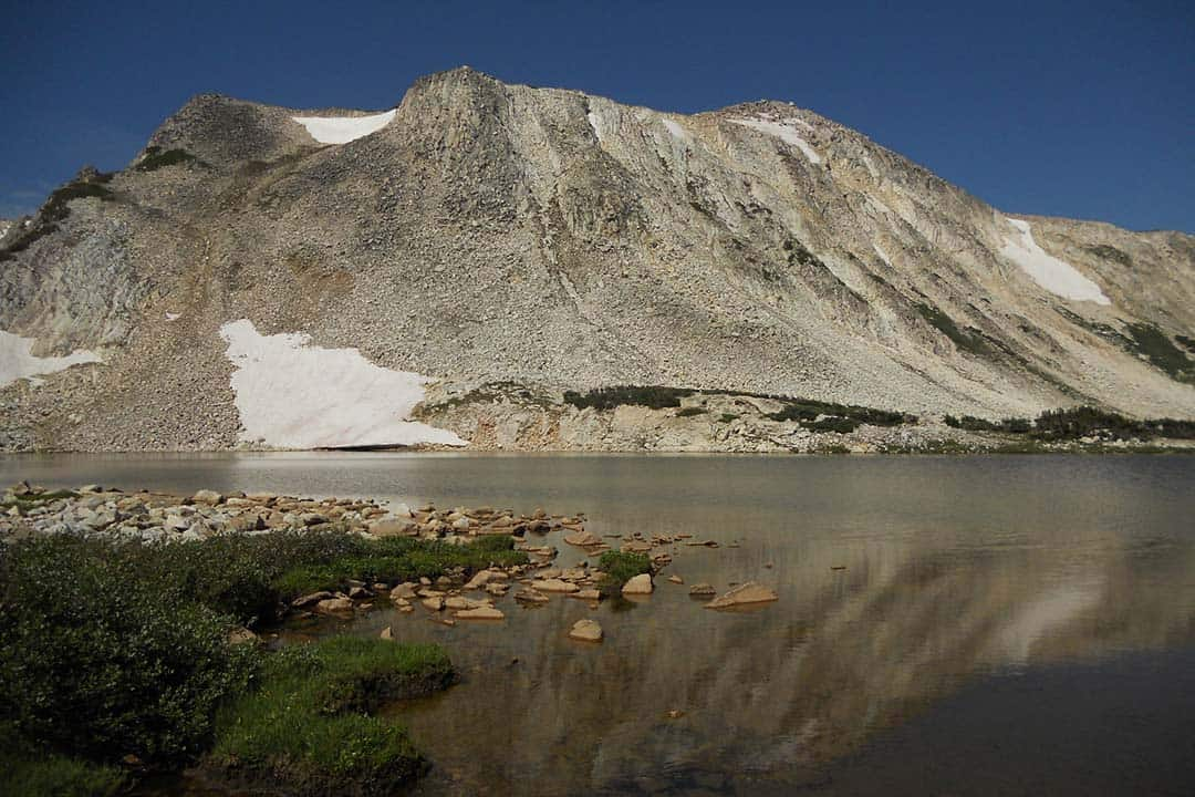 lewis lake medicine bow