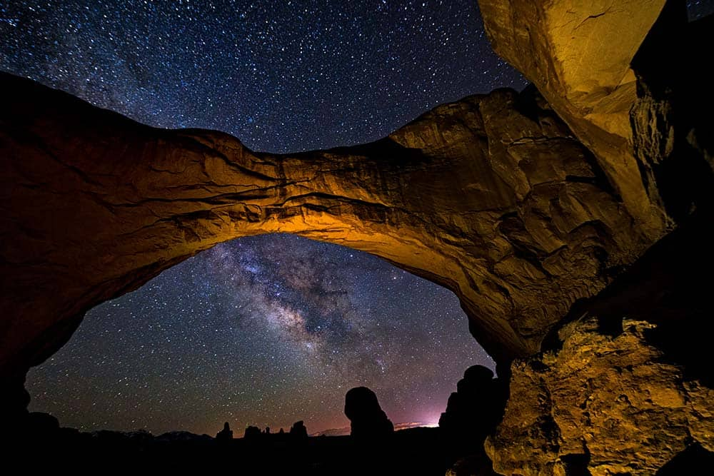moab stargazing