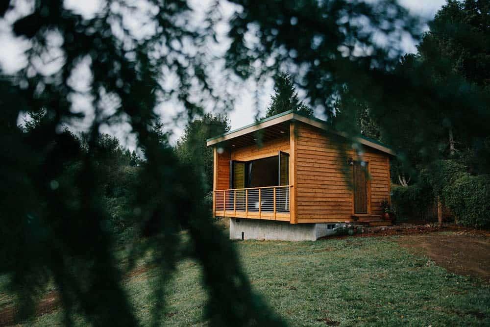 mt hood tiny house airbnb