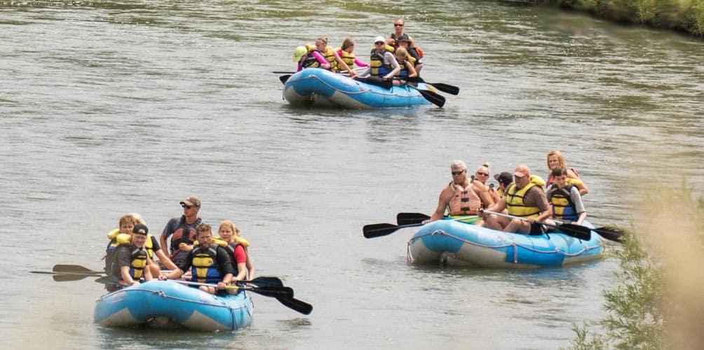 park city rafting