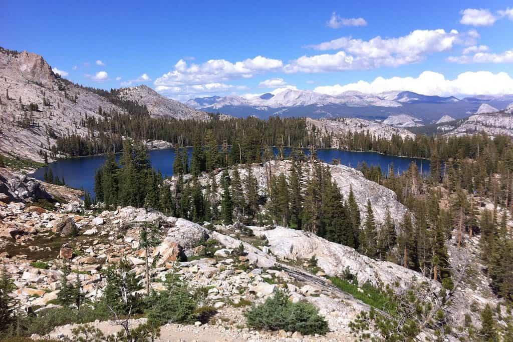 ten lakes yosemite