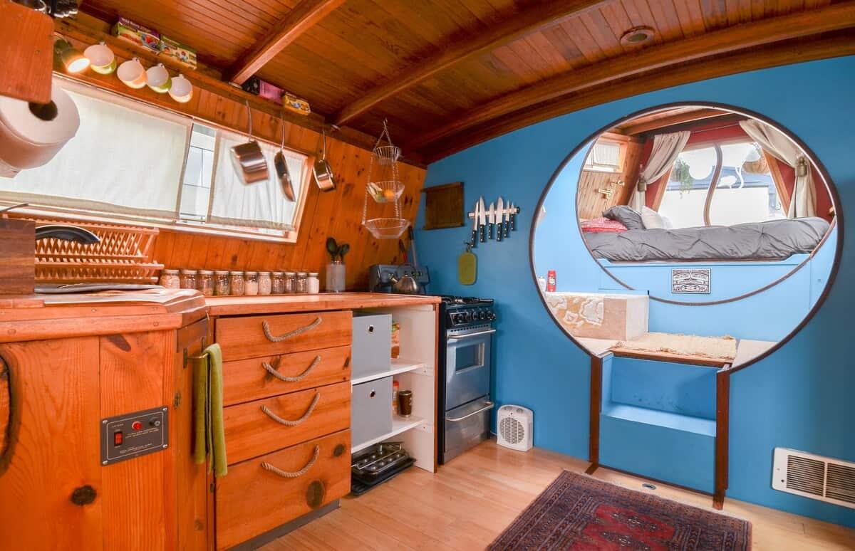turnip seattle houseboat rental