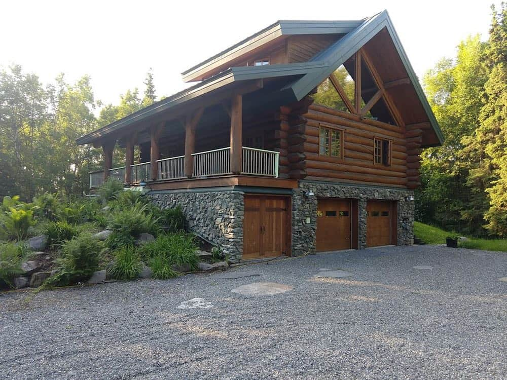 Alaskan Dream cabin in Anchorage
