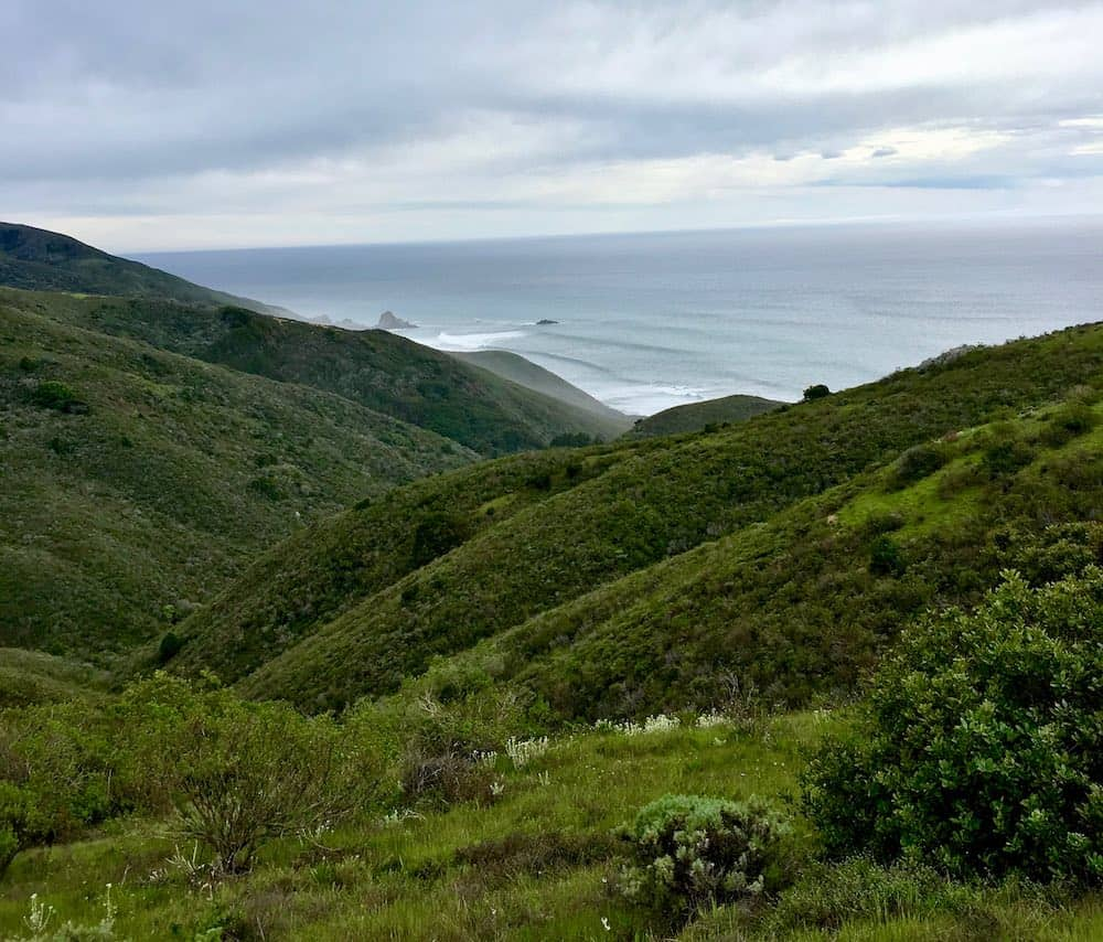 Andrew Molera Loop in Big Sur