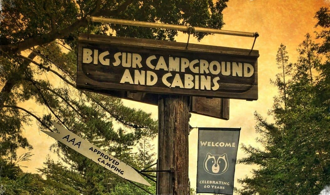 Big Sur Campground and Cabins