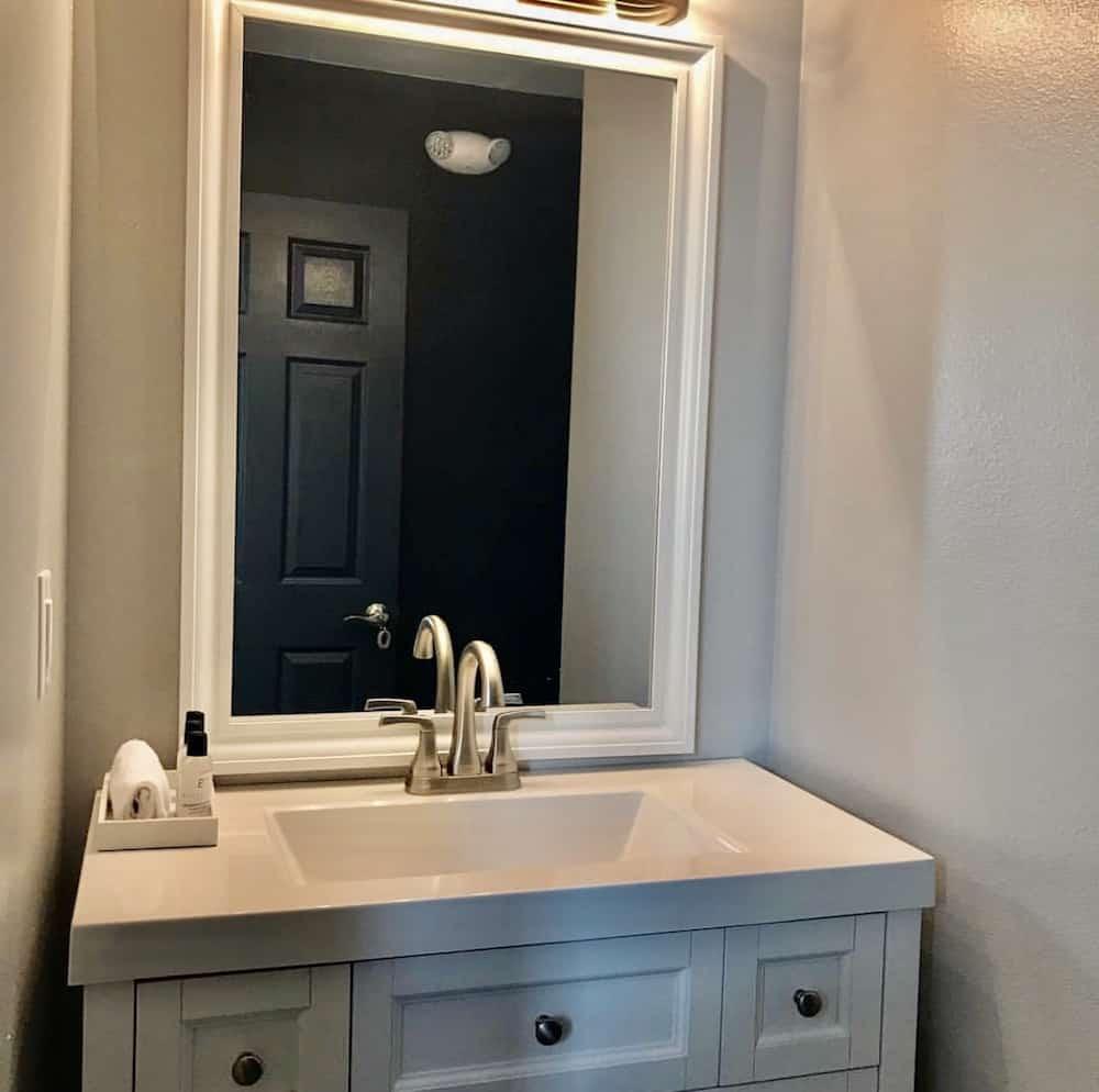 Bathroom at Black Tree Resort