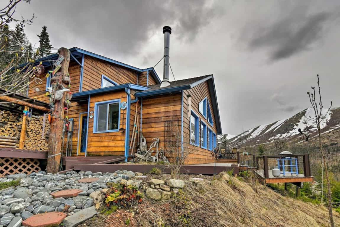 The Hiland Hideaway near Anchorage Alaska
