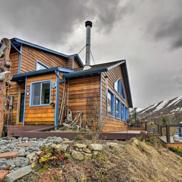The Hiland Hideaway near Anchorage Alaska