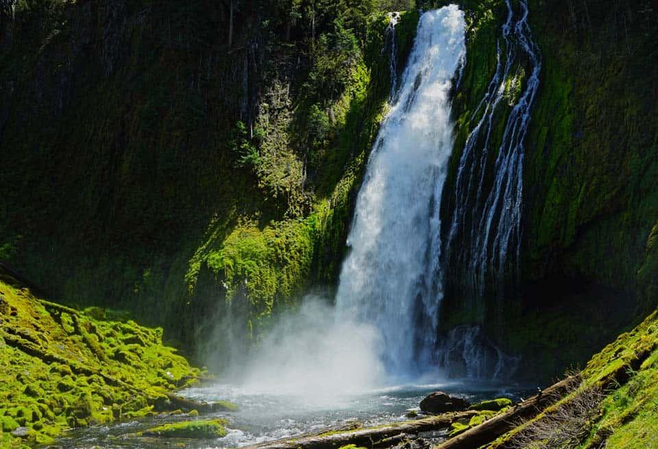Lemolo Falls
