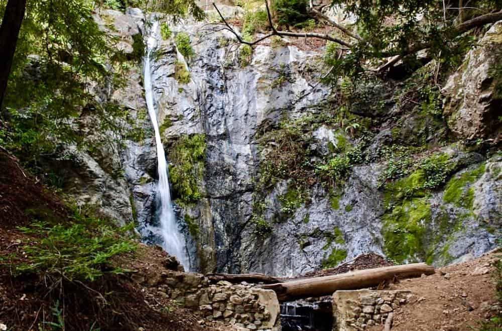 Pfeiffer Falls hike in Big Sur