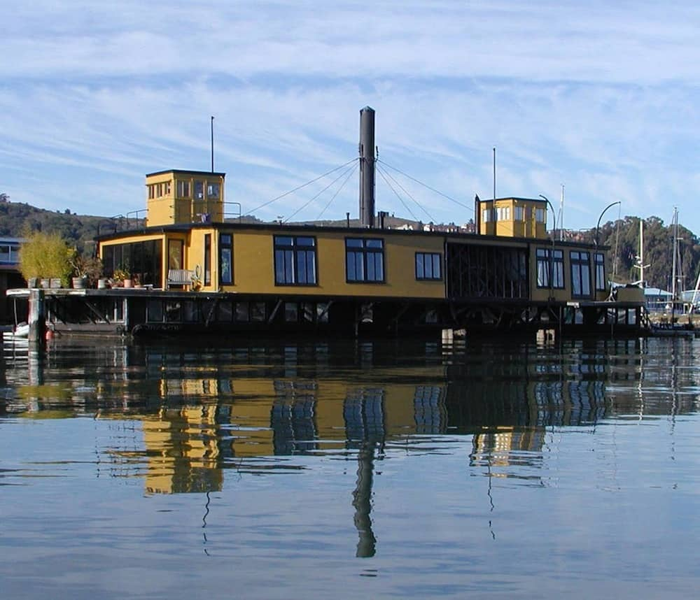 SS City of Seattle Yellow Ferry vacation rental in California