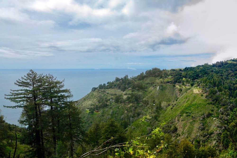 Tanbark Trail in Big Sur California