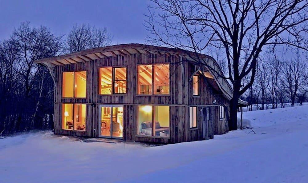 Tusen Takk Cabin in Wisconsin