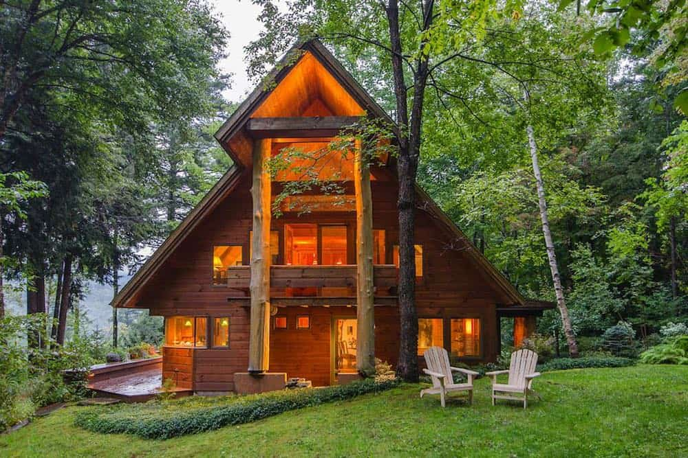 Upper Pines Lodge in Vermont