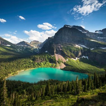 best hikes glacier national park