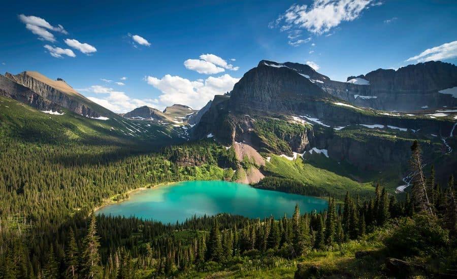 best hikes glacier national park
