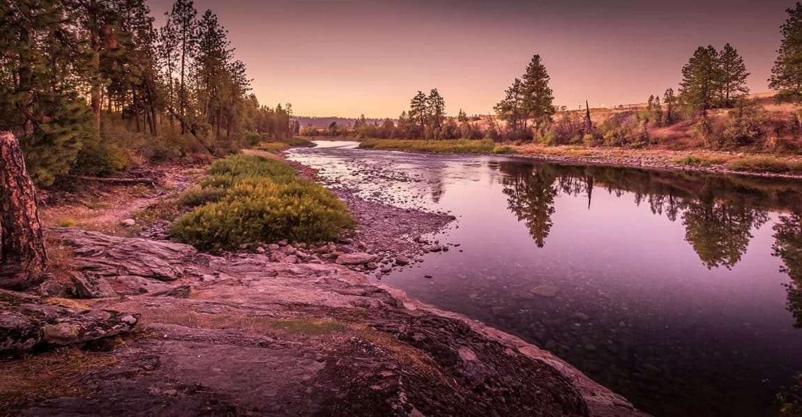 best hikes spokane wa
