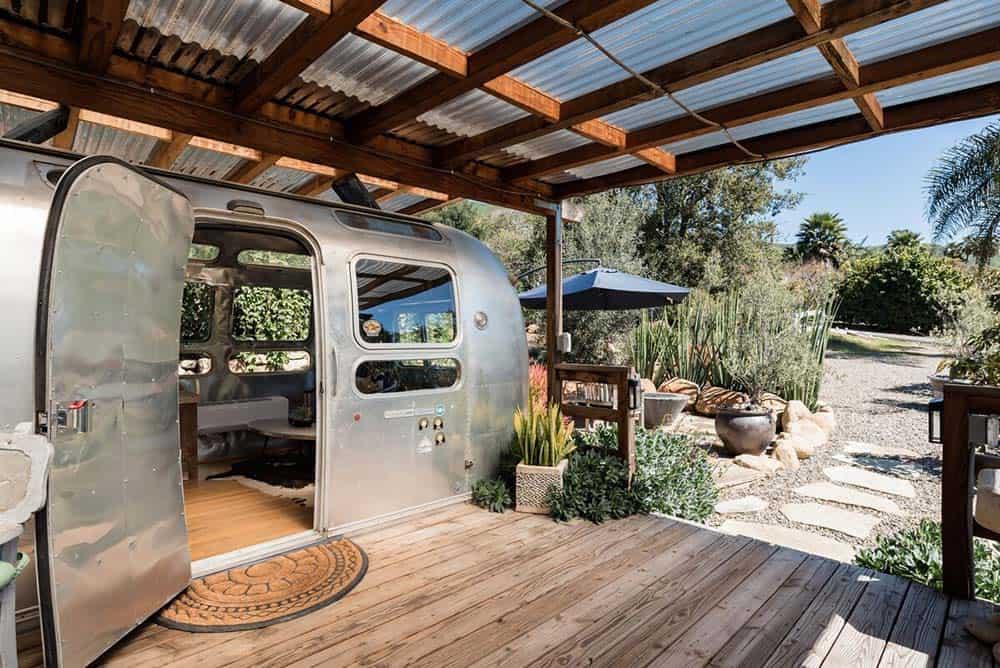 california airstream airbnb