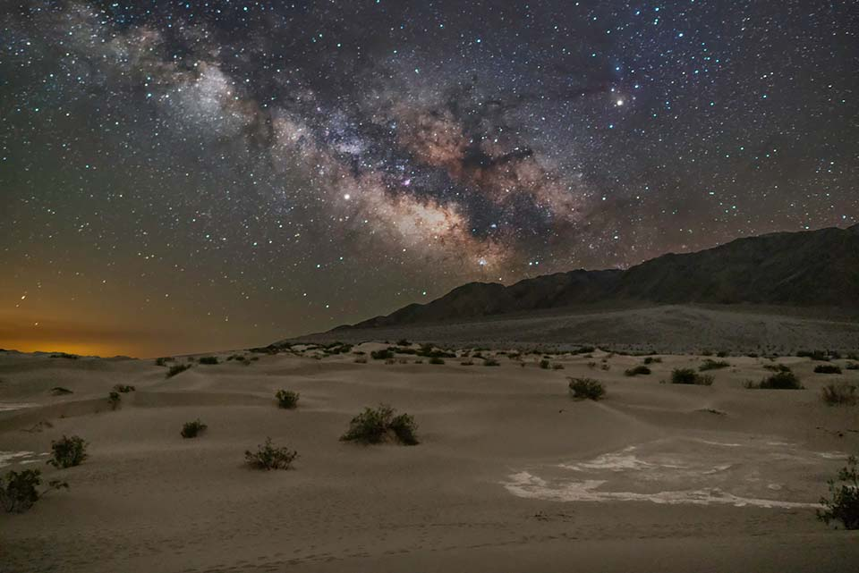 death valley dark sky park