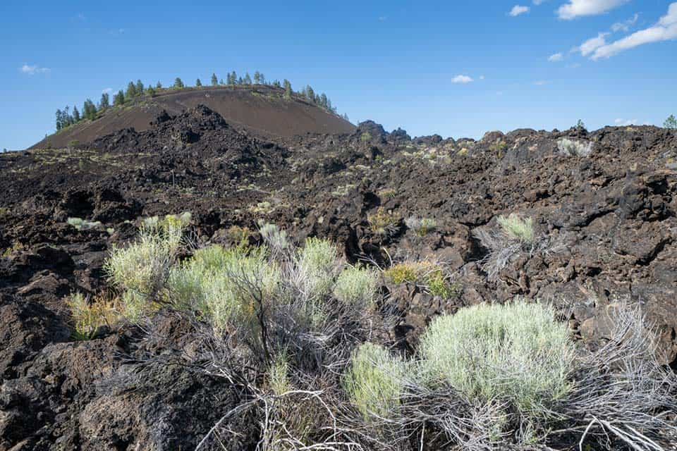 lava butte newberry crater