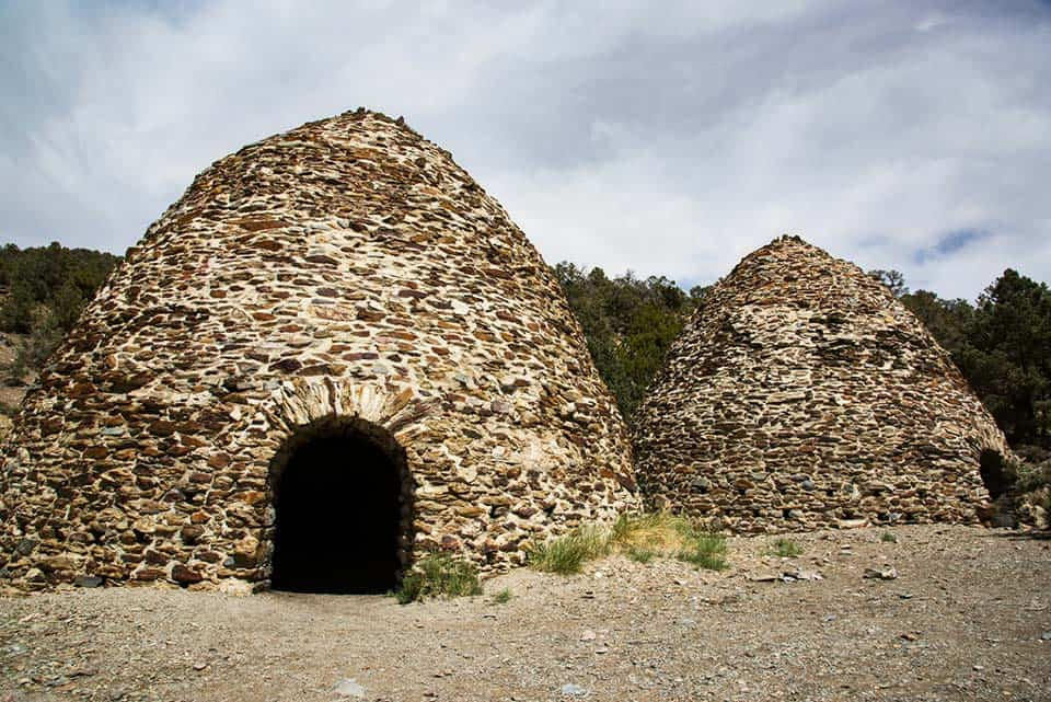 wildrose kilns death valley