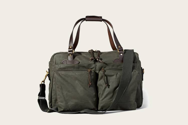 Filson 48-Hour Tin Cloth Duffle Bag