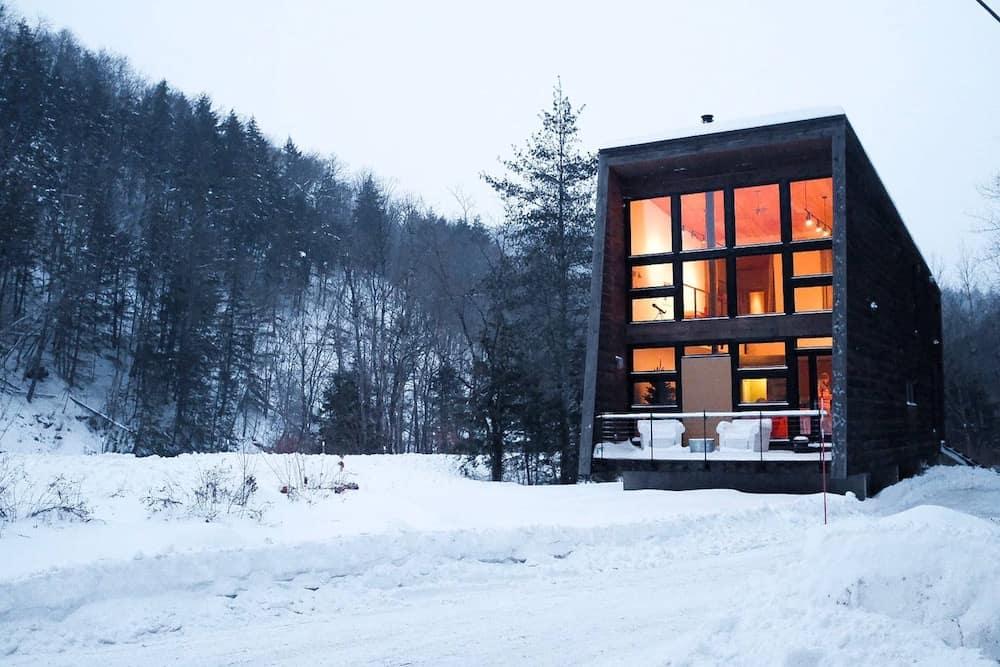 Green Mountain Modern Home