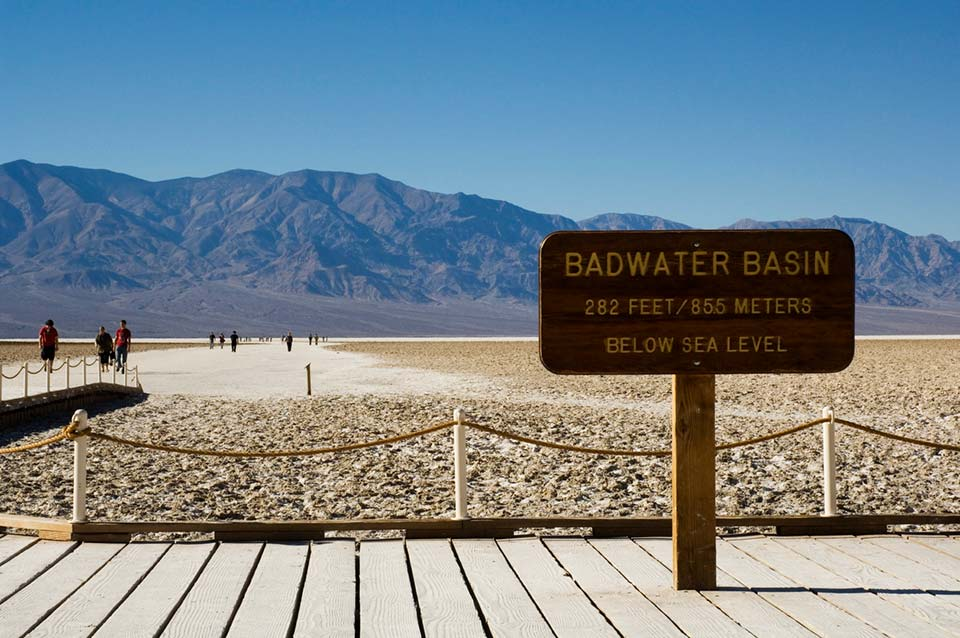 badwater basin hike