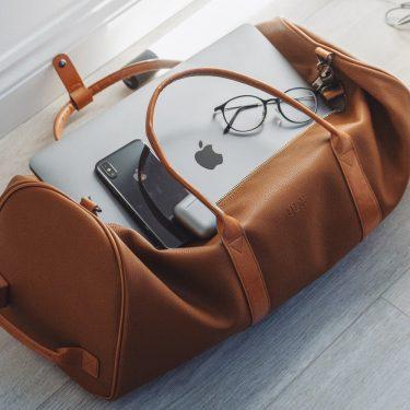 best weekender bag for men