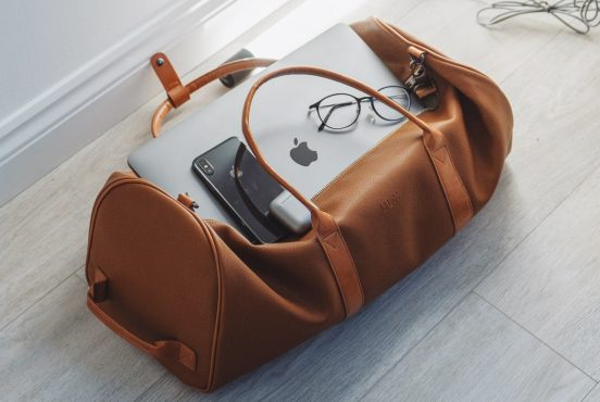 best weekender bag for men