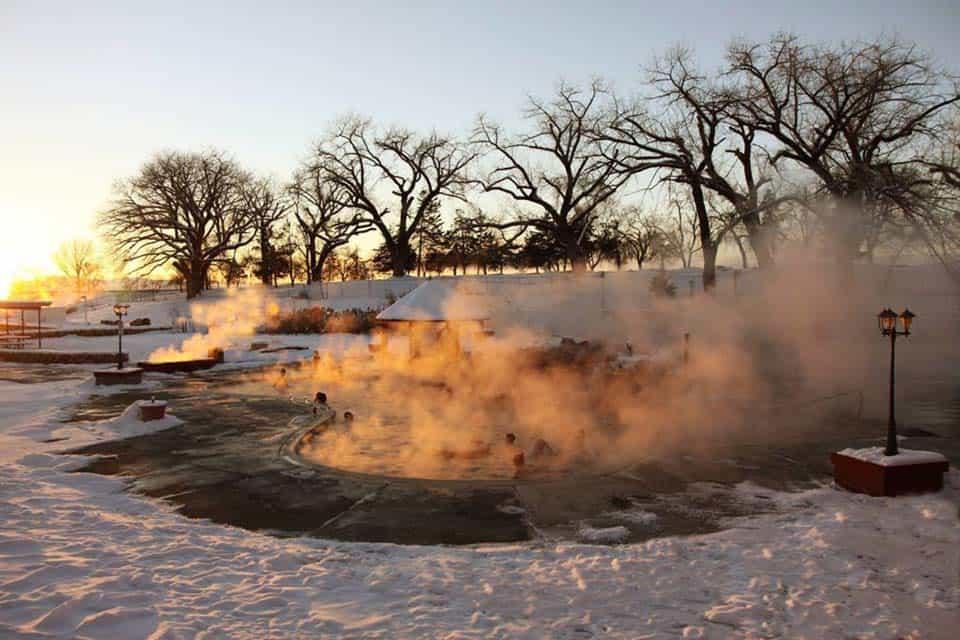 crystal hot springs utah