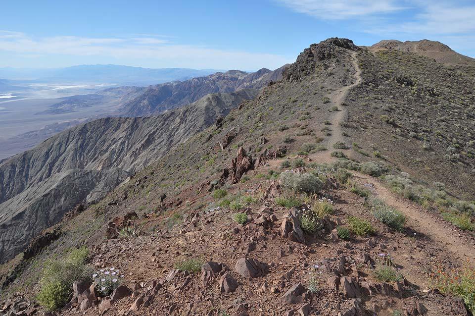 dantes ridge mount perry