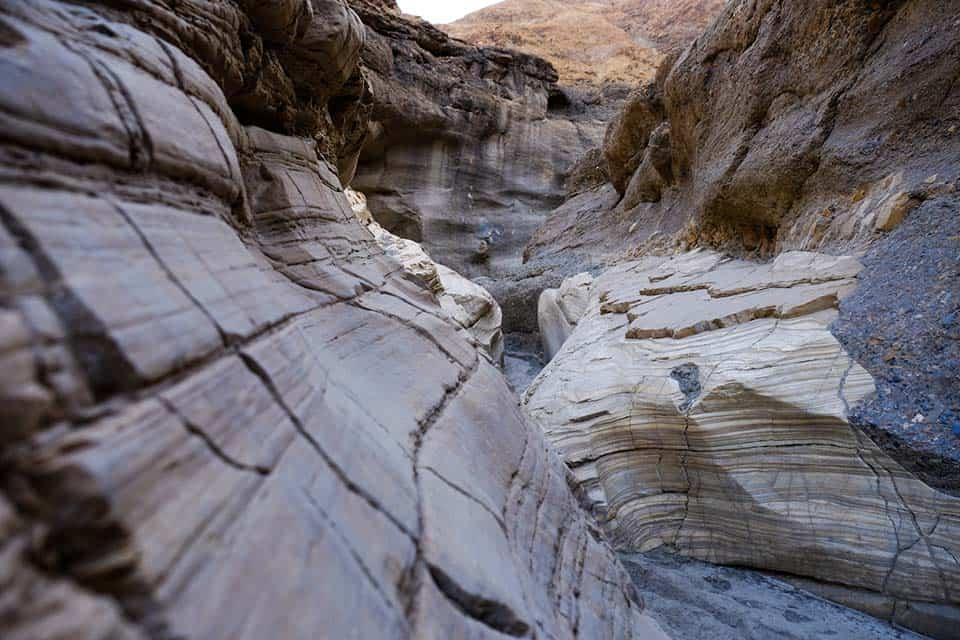 mosaic canyon death valley
