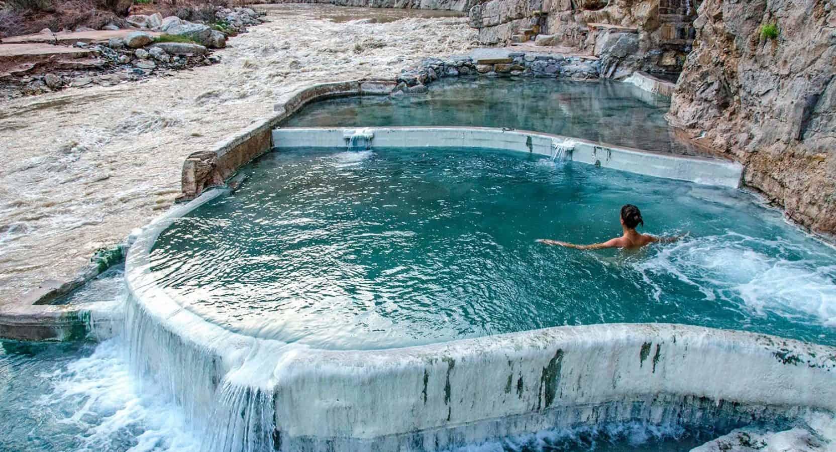 utah hot springs