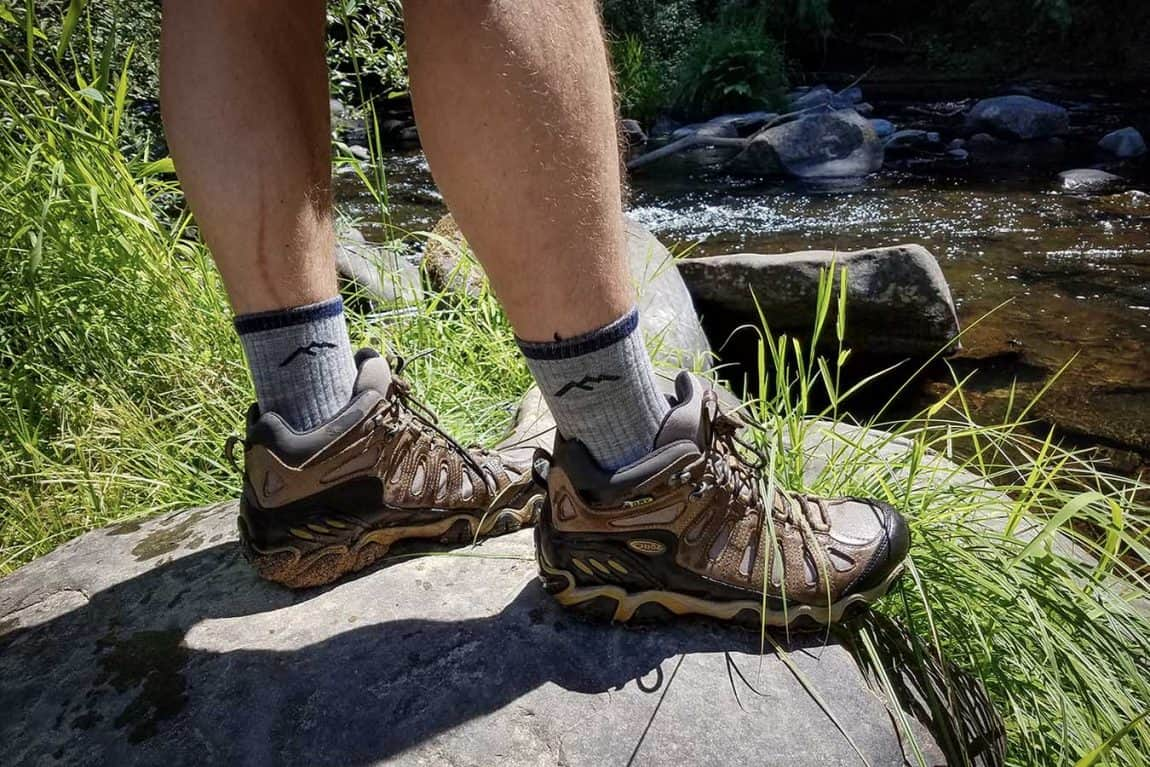 Darn Tough Hiker Micro Crew Cushion Socks Review