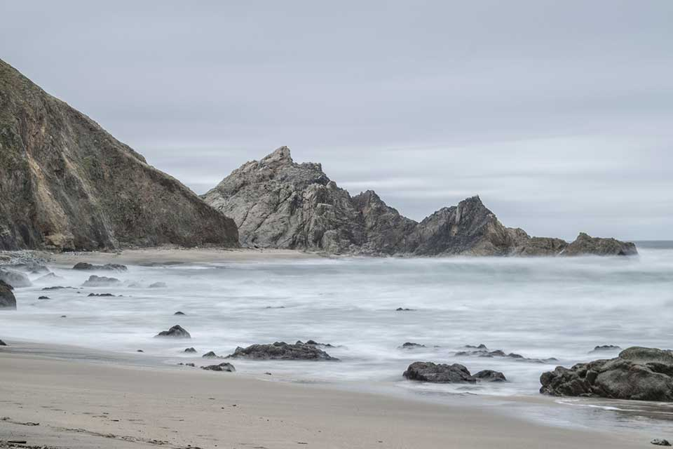 mcclures beach point reyes
