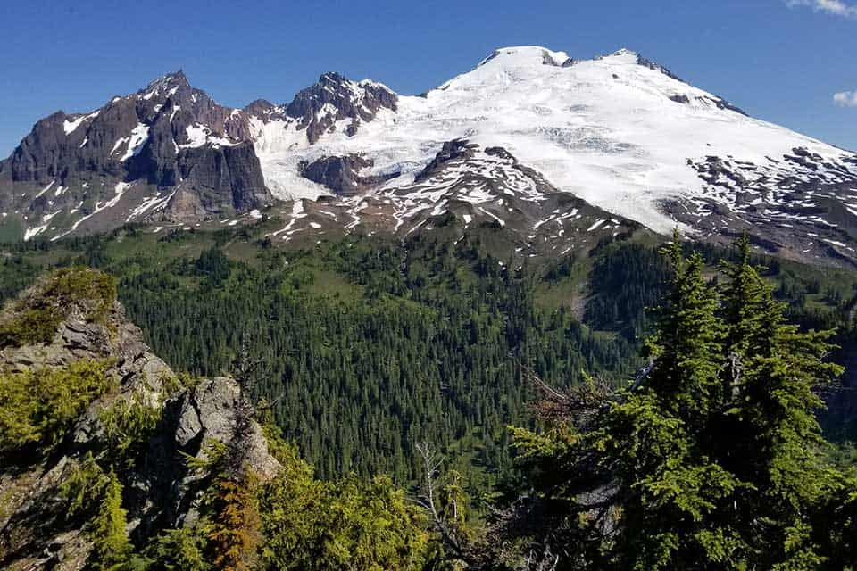 Park Butte Mount Baker