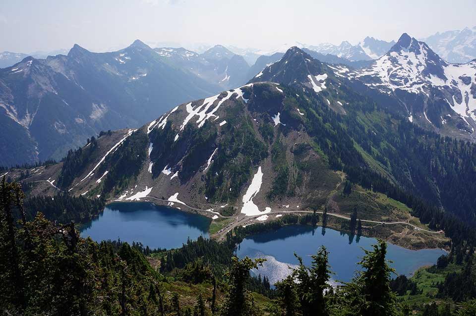 Winchester Mountain Mount Baker
