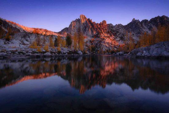best hikes alpine lakes wilderness
