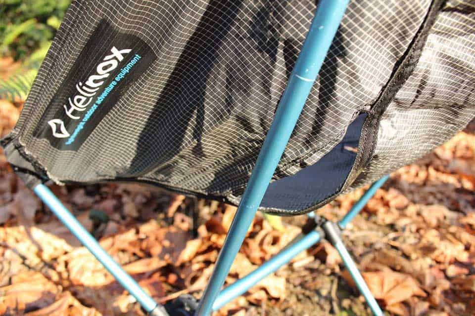 helinox ultralight chair review